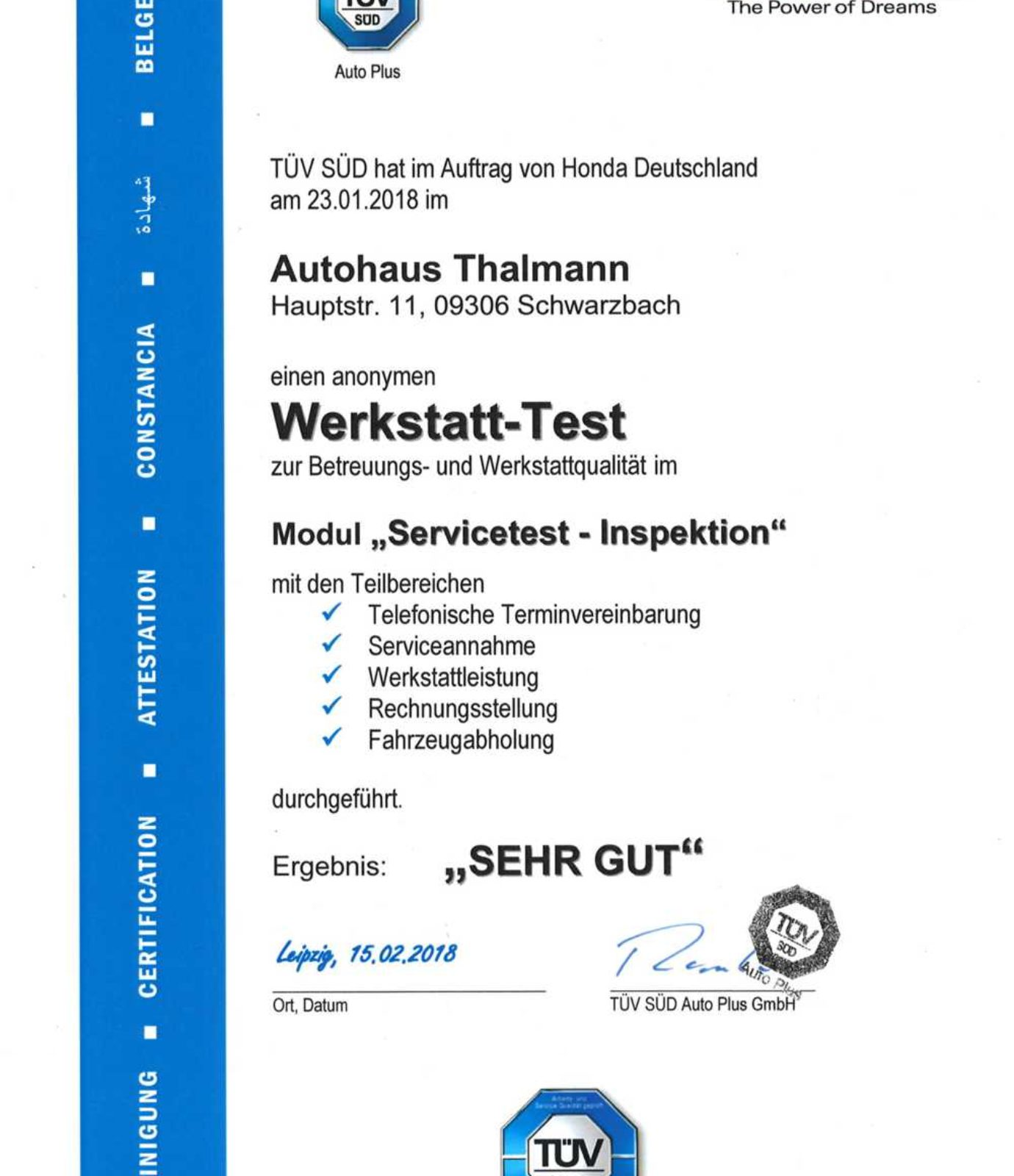Werkstatttest_AH-Thalmann_Honda